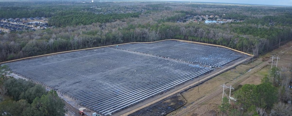 Blair Road Solar Facility