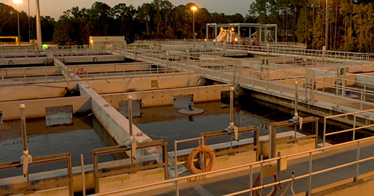 Wastewater | About | JEA