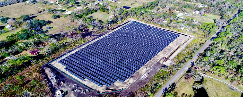 Simmons Road Solar Farm