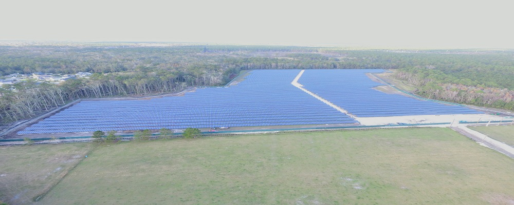 Starratt Road Solar Farm