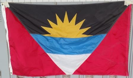 Flag Antigua/Barbuda 3X5