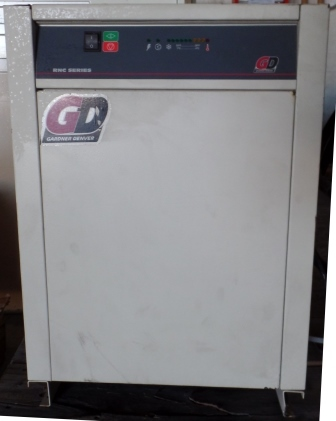 Gardner Denver Air Compressor Dryer Front