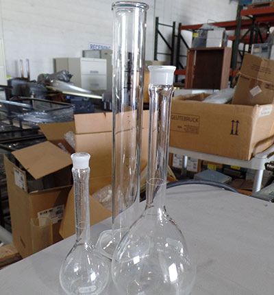 JEA661 Glass Graduated Cylinders
