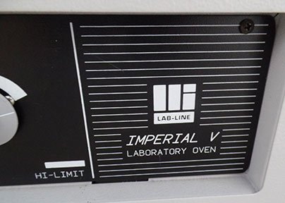JEA662 Imperial V Lab Oven 2