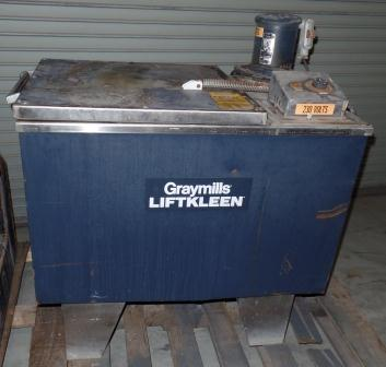 Graymills Parts Washer