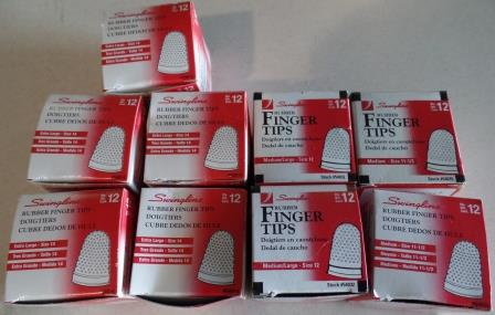 Swingline Rubber Finger Tips