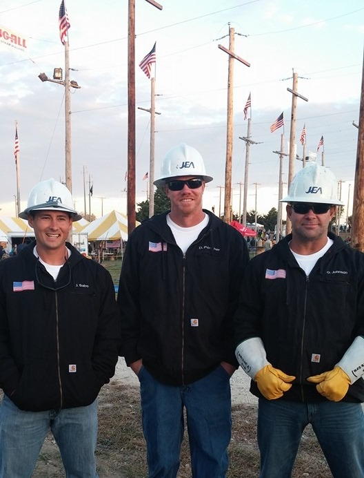 Linemen Rodeo Awards About Jea