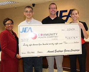 JEA Community Health Charities Campaign